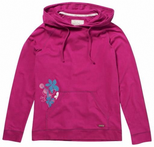 Weird Fish Ladies Delphinium Jersey Hoody
